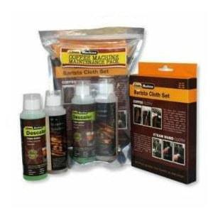 barista essentials maintenance pack