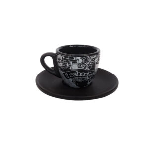Espresso Cup & Saucer (set of 6)