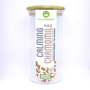 Tea canister chamomile