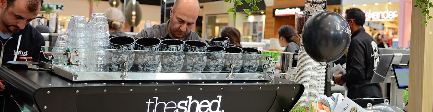 The Shed Cafe Stores - Liverpool