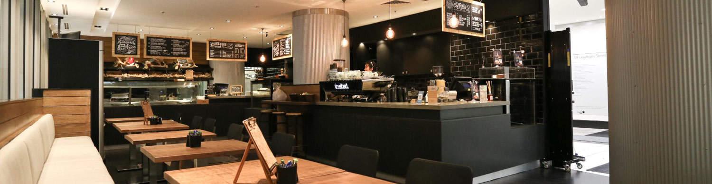 The Shed Cafe Stores - Sydney CBD