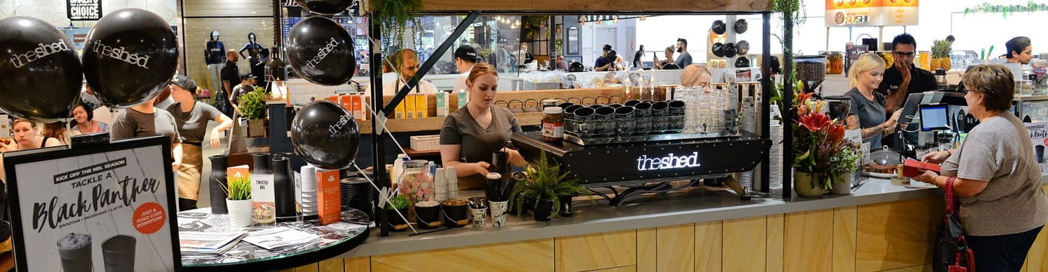 The Shed Cafe Stores - Glenmore Park