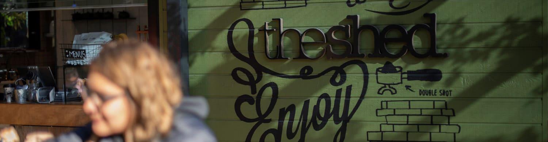 The Shed Cafe Stores - Hurstville
