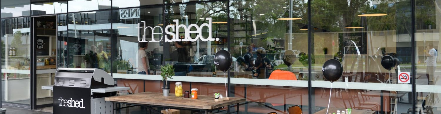 The Shed Cafe Stores - Macquarie Park