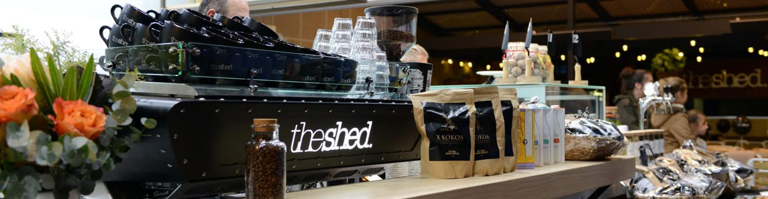 The Shed Cafe Stores - parramatta