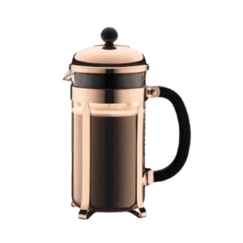 French Press 8 Cup Press (Copper)