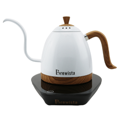 Brewista Artisan 600ml Variable Kettle (Pearl White)