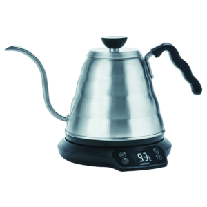 Hario V60 Buono Kettle with Temperature Adjustment