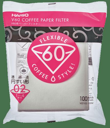Paper Filters (Hario V60 / 100pk)