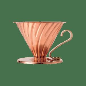 Hario V60 Dripper 2 Cup (Copper)