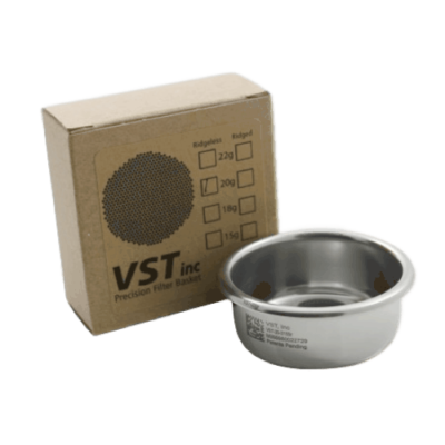 58mm Group VST Precision Ridgeless Double Filter Basket (20 grams)